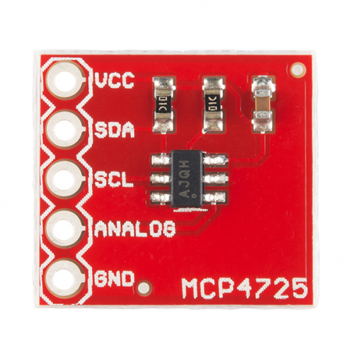 Breakout Board for MCP4725 I2C DAC 9 35 - Signal Conditioning