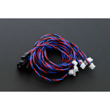 Analog Sensor Cable for Arduino (Pack of 5)