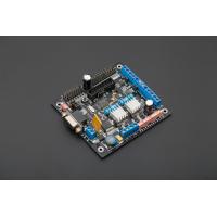 Sensors built in motor driver board